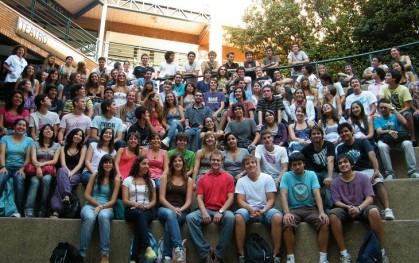 Grupo alumnos de Medicina