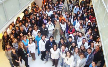 Inicio año académico en Concepción