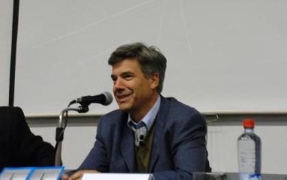 Andrés Weil Parodi, jefe del proyecto