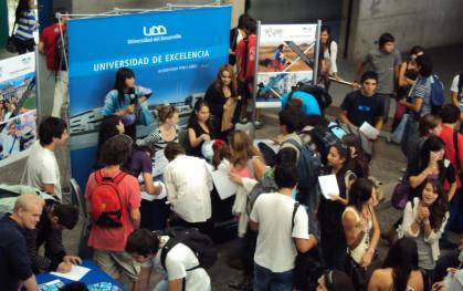 Feria Internacional UDD