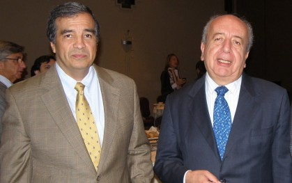 Roberto Artavia y Bernardo Toro
