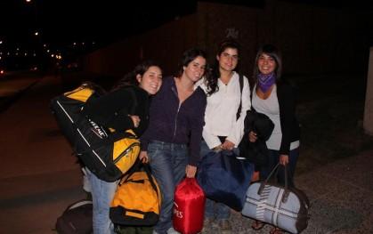 Jóvenes apoyan a Un Techo para Chile