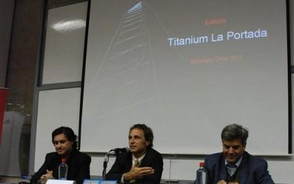 Alberto Maccioni, Sergio Amunátegui y Andrés Weil Parodi