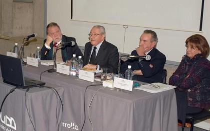 Carlos Goñi, Pablo Rodriguez, Patricio Figueroa, Cecily Halpern