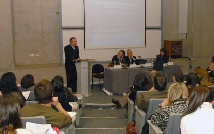 Patricio Figueroa, Héctor Humeres, Pablo Rodríguez, Cecily Halpern