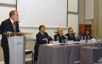 Carlos Goñi, Héctor Humeres, Pablo Rodriguez, Patricio Figueroa, Cecily Halpern