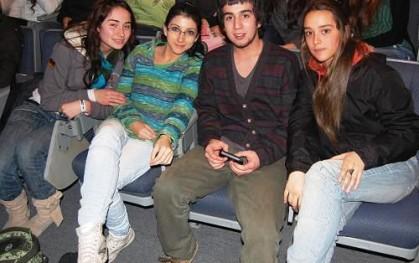 Alumnos Bachillerato Concepción