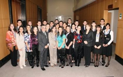 2ª generación de odontólogos en Concepción
