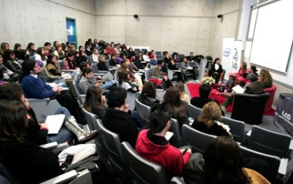 Público del encuentro digital