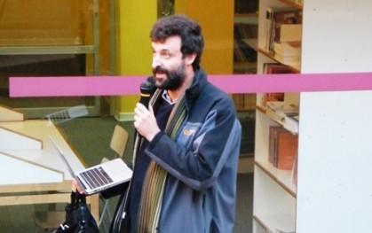Cristián Warnken, decano de la Facultad de Educación y Humanidades