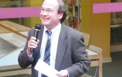 Pablo Vial, decano de la Facultad de Medicina - Clínica Alemana UDD