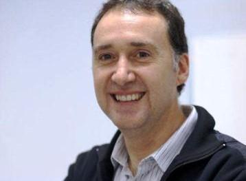 Allan Urban, profesor del taller