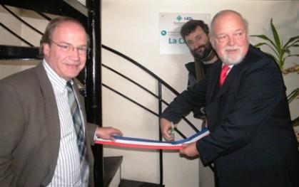 Inauguración Centro de Humanidades