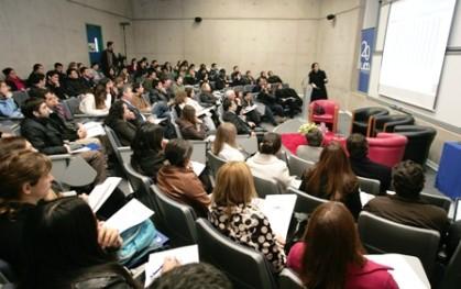 Exposición de subsecretaria Soledad Arellano
