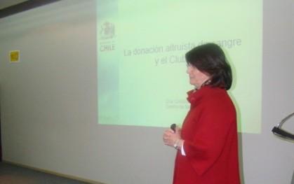 Doctora Claudia Herrera