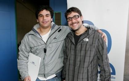 Andrés Blume y David Grossman