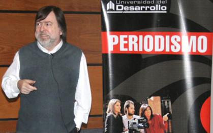 Jaime de Aguirre y La industria de la TV en Chile