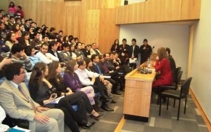Conferencia: Nueva Forma de Participación Ciudadana