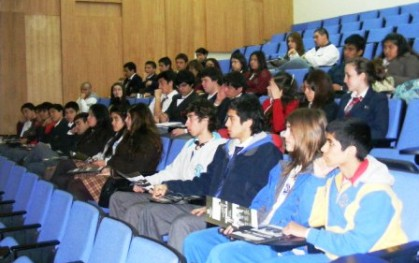 Alumnos asistentes