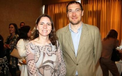 Andrea Pinto  y Alan Farcas