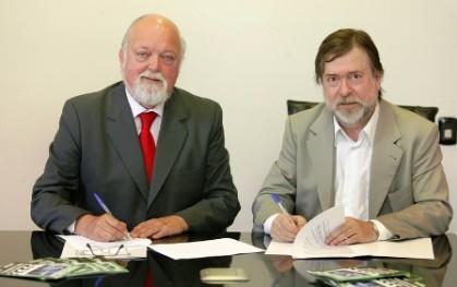 Ernesto Silva y Jaime de Aguirre