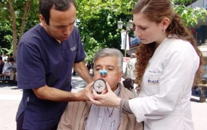Evaluación pulmonar