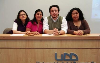 Expositores Mesa de Salud Intercultural