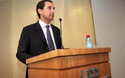 Rodrigo Castro, Decano de la Facultad de Economía y Negocios