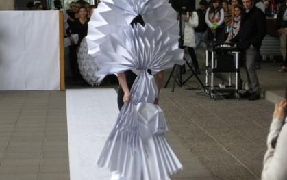Desfile de Facultad de Diseño
