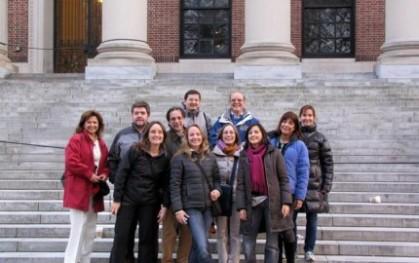 Profesores UDD en Harvard