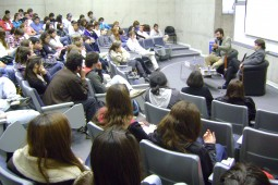 Alumnos de Bachillerato en ciclo Una nueva ventana al pensamiento