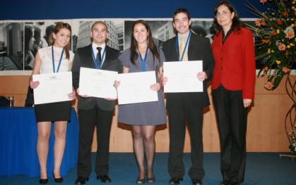 Karen Carrasco, Felipe Araya, Ignacia Araya, Alvaro Barrientos, Florencia Jofré