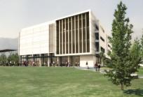 Proyecto Edificio de Postgrado campus San Carlos de Apoquindo