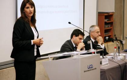 Presentación de Camila Boettiger