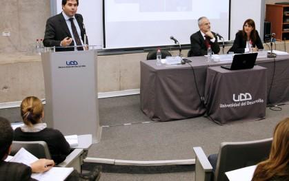 Presentación de Ricardo Irarrázabal
