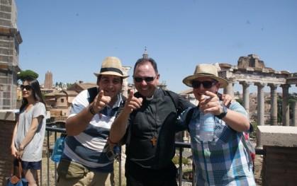 Embajadores de la Fe en Roma