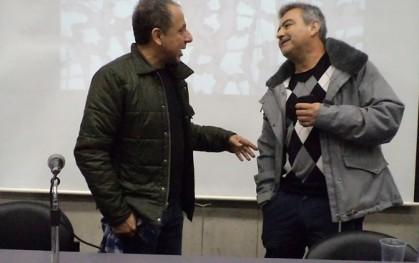 Jorge Tacla y Arturo Duclós