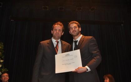 Rodrigo Castro y Lucas Fernández