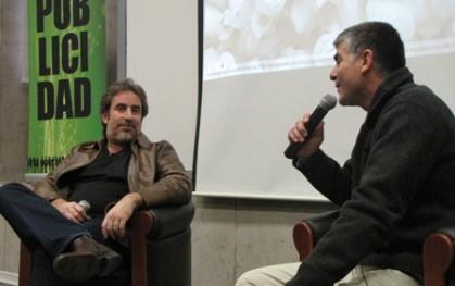 Rodrigo Figueroa y Sergio Gamboa