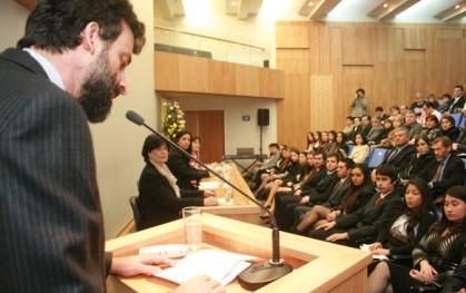 Discurso en Titulación Pregrado