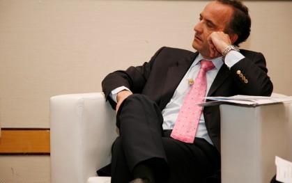 Juan Antonio Peribonio, director del Sernac.