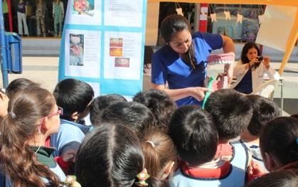 Actividades educativas para niños de Ñuble