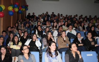 Alumnos de Odontología Concepción