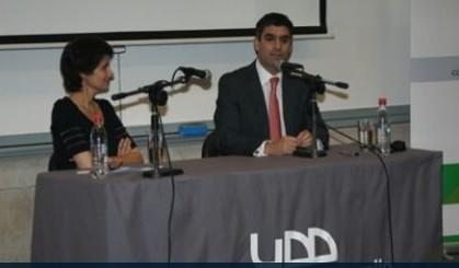 Carlos Lavín y Loreto Daza