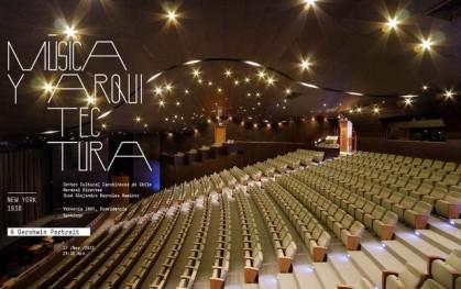 Concierto Música y Arquitectura