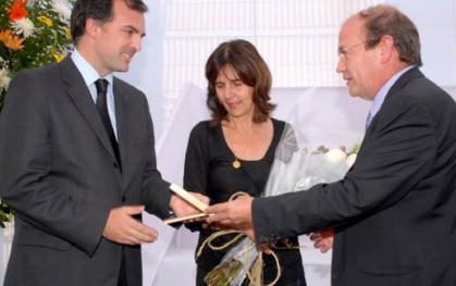 Homenaje a don Ernesto Silva Bafalluy