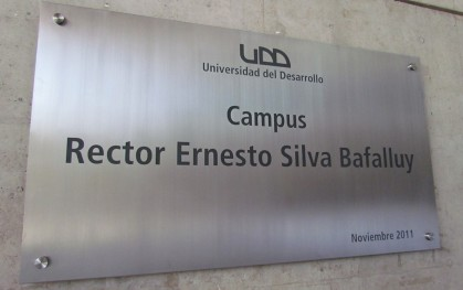 Placa campus