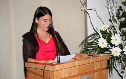 Alejandra Amenábar, decana de Diseño