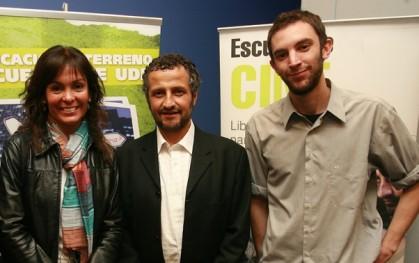 Carolina Mardones, Marcelo Ferrari, Renato Pérez