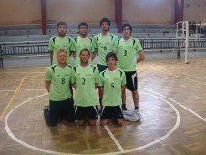 Equipo 2011 Voleibol Varones UDD